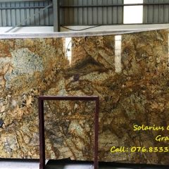 Solarius Gold Granite Call: 076.8333338
