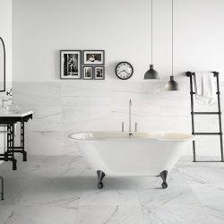 đá polaris ốp phòng tắm