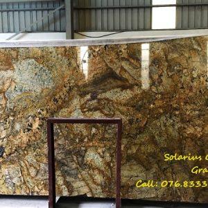 Solarius Gold Granite Call: 076.8333338
